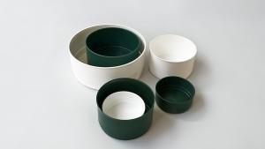 Vaza za ikebanu okrugla - Pakiranje od 10 komada