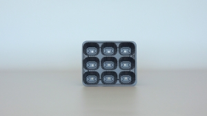 Kontejner Fc809 - Pakiranje od 1280 komada