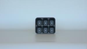 Kontejner Fc806 - Pakiranje od 1280 komada