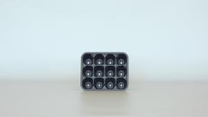 Kontejner Fc812 - Pakiranje od 1280 komada
