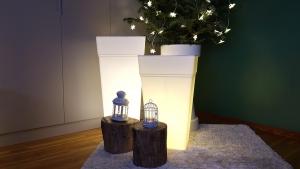 Vaza Stalk svjetleća