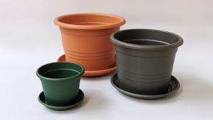 Vaza okrugla (mala) + podmetač